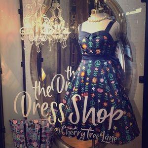 Disney's It's a Small World Dress